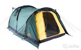 Кемпинговая <b>палатка Alexika Nevada 4</b> купить в Москве | Хобби и ...