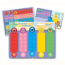 Sesame Street Potty Training Reward Kit   Potty Training Concepts