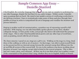 common app sample essay college sample essay common application  examples of common application essays leadership nursing example common application essay help requirements essay writing website