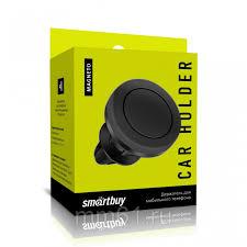 Купить <b>Держатель Smartbuy Magneto</b>-<b>45</b> автом. для телефона в ...