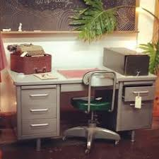 industrial tanker desk from steelcase at moon and arrow home of territory hard goods arrow office furniture