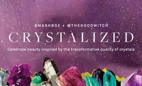 <b>Crystalized</b> Collection   <b>Smashbox</b>