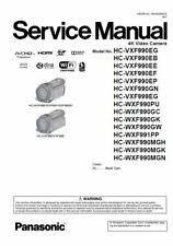 <b>HC</b>-VXF11 <b>4K</b> Video Camcorder LCD USB Battery Charger for ...