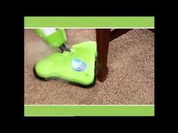 Влажная уборка паровой шваброй H2O Mop X5 видео - YouTube