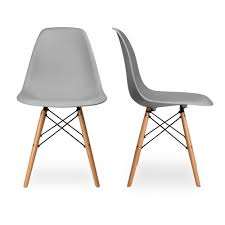 charles ray eames dsw eiffel mmilo wooden base dining chairs retro style designer inspired side bedroominteresting eames office chair replicas style