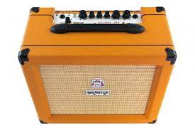 Статья «<b>Гитарный усилитель Orange</b> Crush 35RT» - Мир Музыки