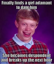 bad luck brian school - quickmeme via Relatably.com