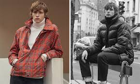 <b>Sandro</b> Homme & <b>Helly Hansen</b> Debut Urban-Inspired Fall Collection
