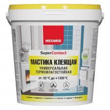 <b>Мастика клеящая Neomid Supercontact</b>, 1,5 кг - купите по низкой ...