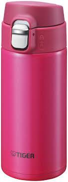 Термоc-кружка розовая <b>Tiger MMJ</b>-<b>A036 Passion</b> Pink 0,36 л ...