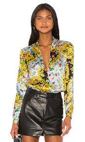 Блузка - Versace <b>Jeans</b> Couture 0f5b38e3 купить по выгодной ...