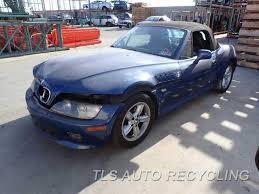2000 bmw z3 parts stock 6158bk bmw z3 1996 front angle aa