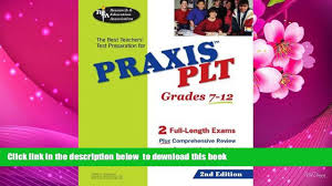 praxis plt test grades rea principles of 00 21