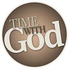 Image result for time with god