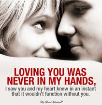 Love Quotes For Him - Cute, Sweet & I Love You Quotes for Husband ... via Relatably.com