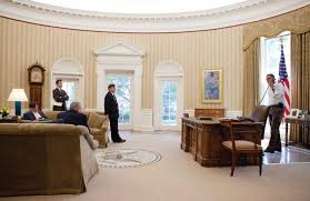 oval office white house. The White House Oval Office W