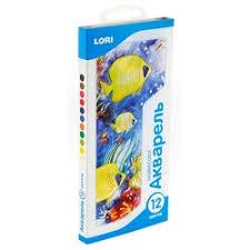 «<b>Краски Lori Акварель</b>» — Детские товары — купить на Яндекс ...