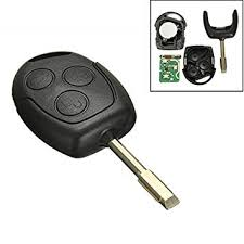KATUR <b>1Pcs</b> 3 Button 433MHz Remote Entry Key FOB for Ford ...