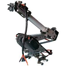 2018 <b>New 6DOF Mechanical</b> Robot Arm Claw With Servos For ...