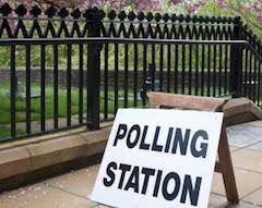 Image result for images of polling stations