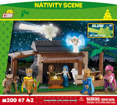 <b>Nativity</b> Scene 200 blocks. COBI 28024. - <b>Конструкторы COBI</b>