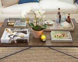 lynn interiors coffee table decor