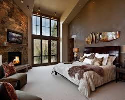 master bedroom feature wall: saveemail bcdafb  w h b p rustic bedroom
