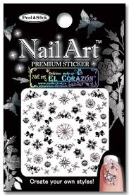 <b>Наклейки для ногтей</b> - EL Corazon®