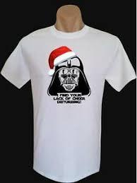 Merry Christmas <b>Darth Vader</b> Star Wars Fun on Quality <b>Gildan</b> Mens ...