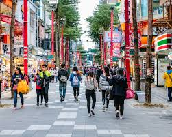 The Best Shopping Districts in Taipei, Taiwan - City Nomads