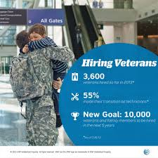 supporting our troops at t people planet possibilities veteran hiring infographic