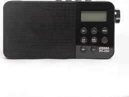 <b>Радиоприемник Сигнал РП-230</b>, черный — купить в интернет ...