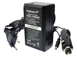 <b>Зарядное устройство</b> Relato для Nikon <b>EN EL15</b> 666 00 Руб за ...