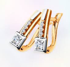 Купить <b>золотые серьги</b> в интернет магазине NOVIKOV