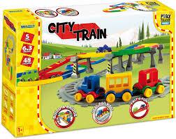 ROZETKA | <b>Железная дорога Wader</b> Play Tracks городок 6.3 м ...
