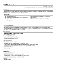 csr resume example  pizza hut    goose creek  south carolinafeatured resumes