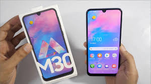 <b>Samsung Galaxy M30</b> Unboxing & Overview - YouTube