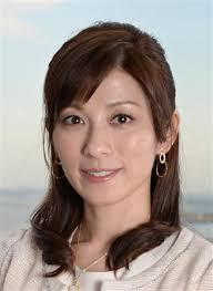 茶髪ハーフアップの中田有紀