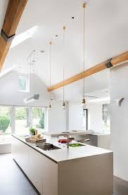 vaulted ceiling lighting ideas kitchen contemporary with natural lighting vaulted ceilings cathedral ceiling lighting ideas