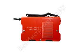 Отзывы о <b>сварочном аппарате Foxweld KVAZARRUS</b> 190 mini 6520