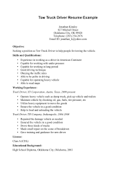 truck driver training resume s driver lewesmr sample resume sle resume for truck driver job