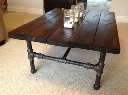 quality small dining table designs furniture dut: homemade industrial pipe coffee table using quot x  quot steel