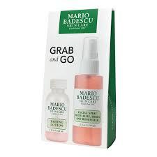 Buy <b>Mario Badescu Grab</b> And Go Set | Sephora Singapore