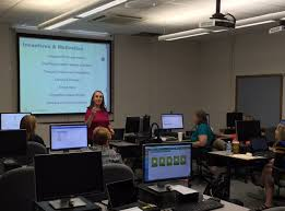 birdville isd digital learning lounge academic coaches embrace academic coaches embrace online learning