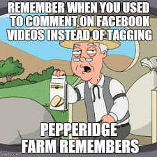 Pepperidge Farm Remembers Meme - Imgflip via Relatably.com