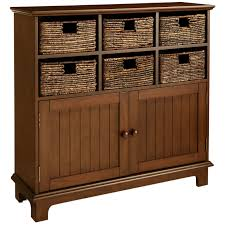 holtom chestnut brown cabinet cheap entryway furniture