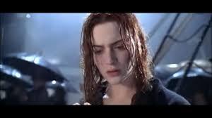 Titanic Scene - Old Rose throws the <b>Heart</b> of the <b>Ocean</b> into the <b>sea</b> ...