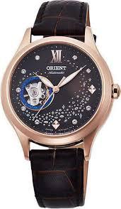Японские Механические Наручные <b>Часы Orient Ra</b>-<b>Ag0017Y1</b> ...