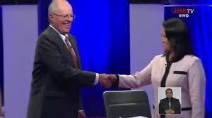 Resultado de imagen para debate presidencial en vivo