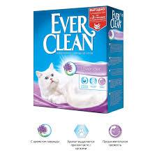 Комкующийся <b>наполнитель</b> для кошачьего туалета <b>Ever Clean</b> ...
